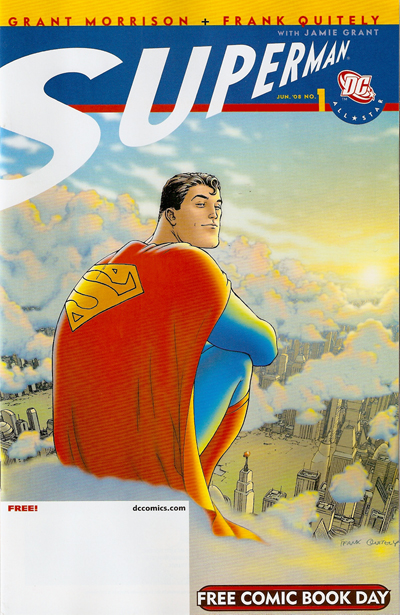 All-Star Superman Free Comic Book Day