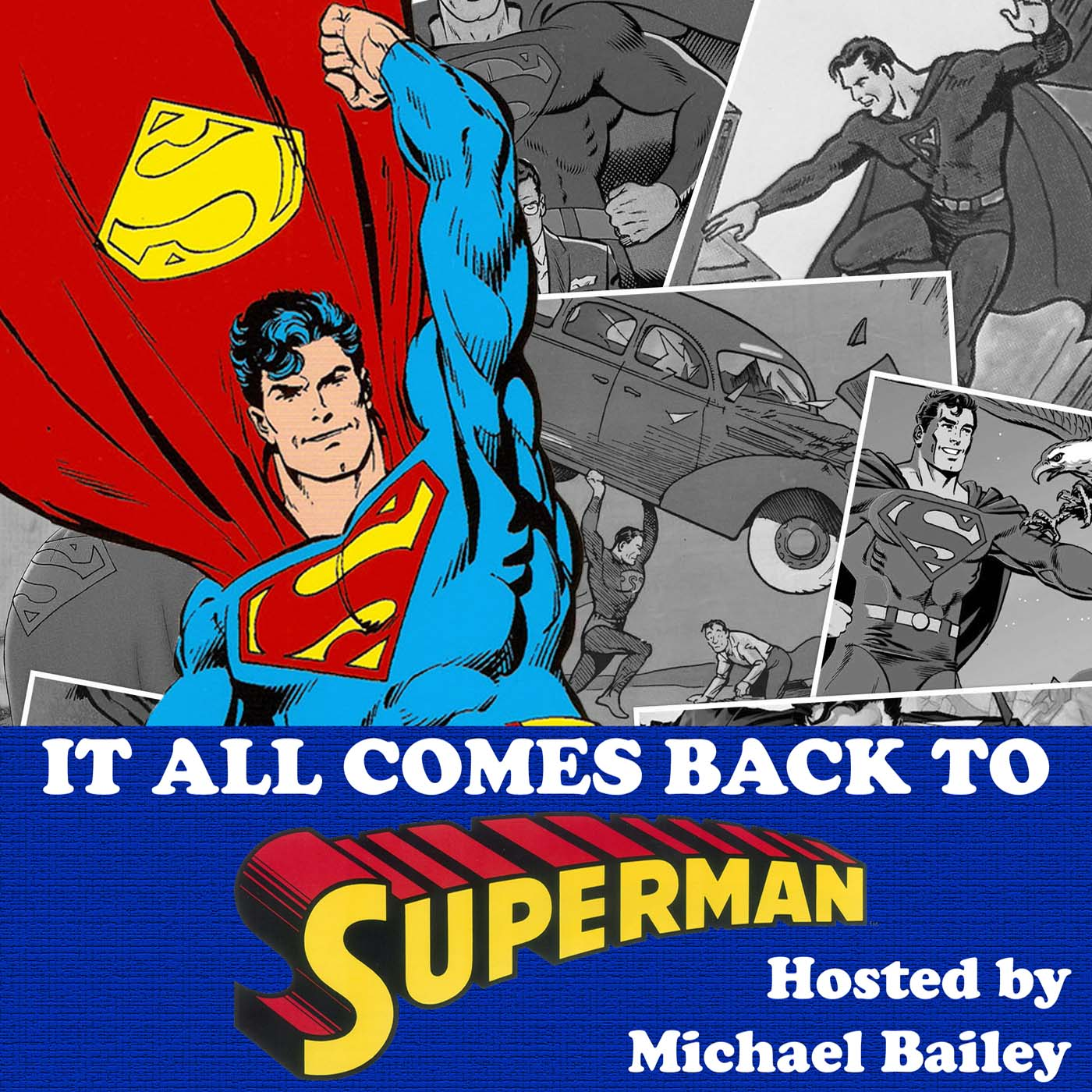 It All Comes Back To Superman