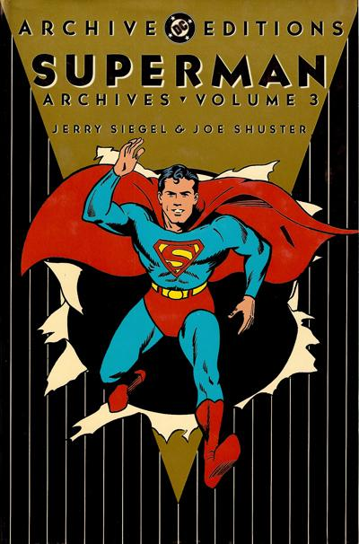 Superman Archives Volume 3