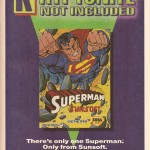Ad- Sunsoft Superman Game