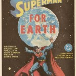 Ad- Superman For Earth