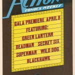 Ad- Action Comics Weekly 3