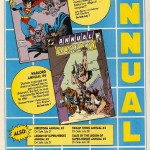 Ad- Superman Annual 1987 C