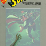 Adv, of Superman #500 Platinum