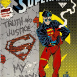 Adv. of Superman #501 Nsstand
