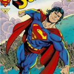 Adv. of Superman #505 Nsstand