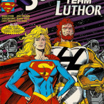 Supergirl and Team Luthor #1