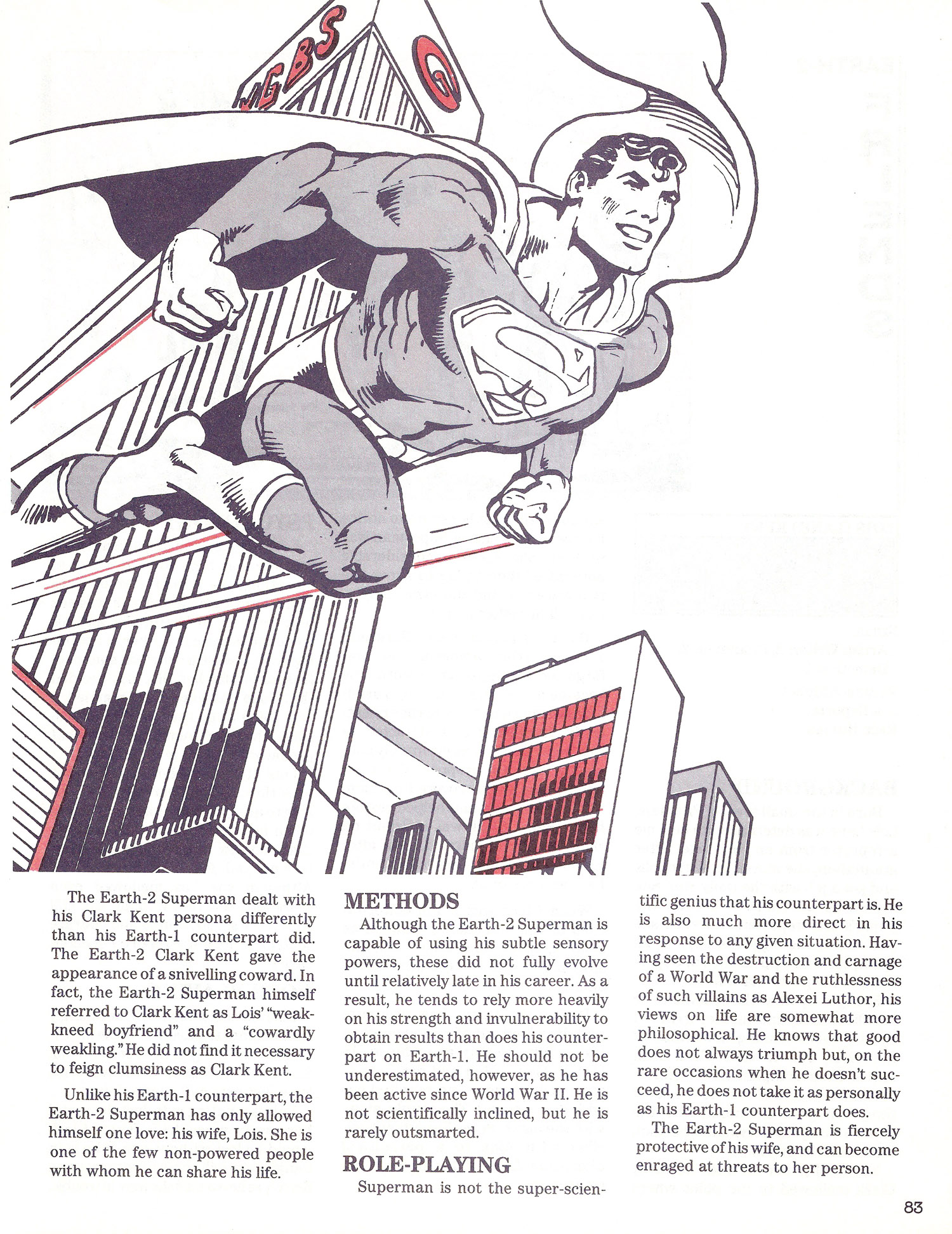 Mayfair Earth Two Superman 04