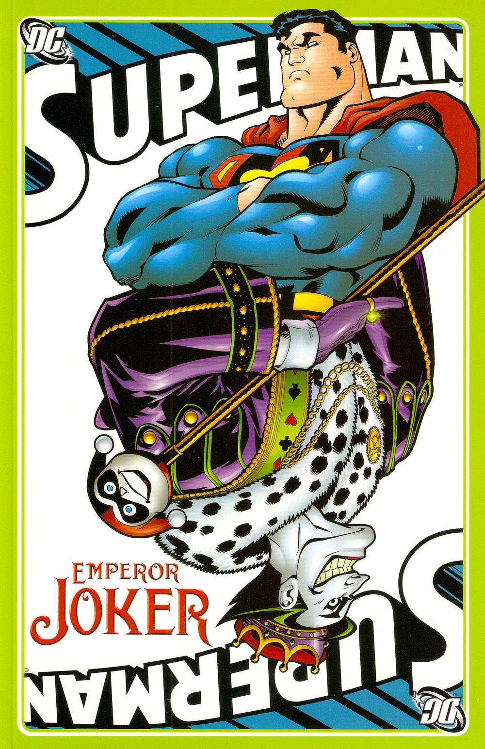 Superman Emperor Joker A