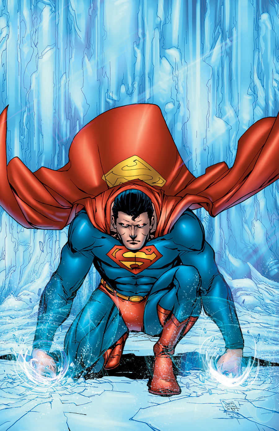 Adventures of Superman #002