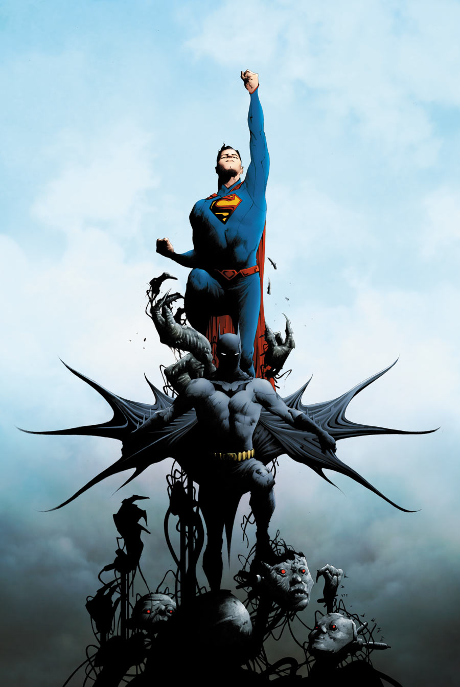 Batman Superman #001