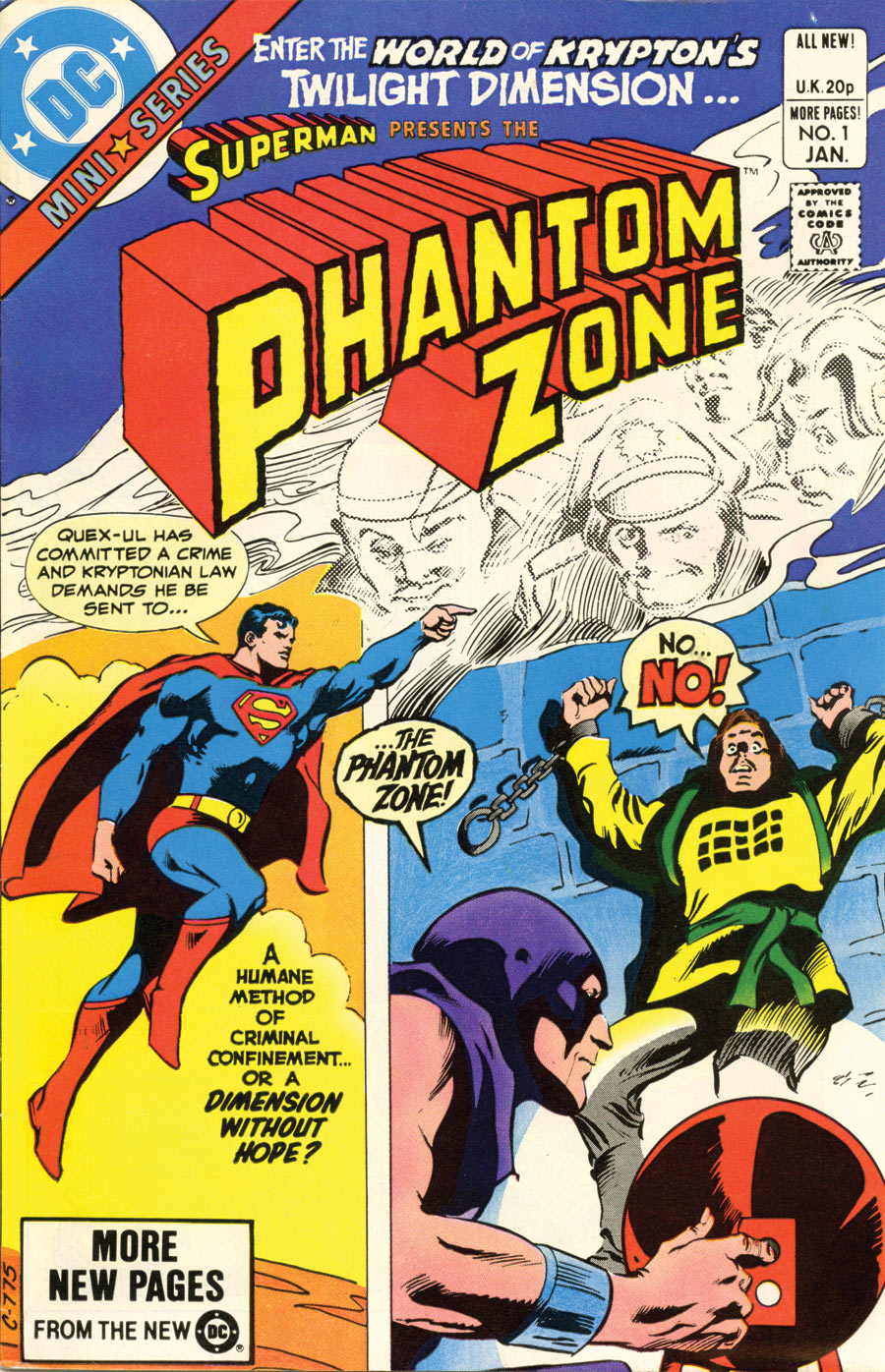 Phantom Zone TPB