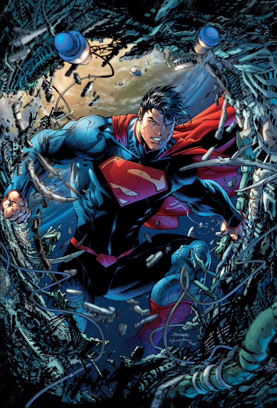 Superman Unchained #001