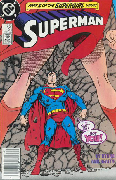 Superman 21