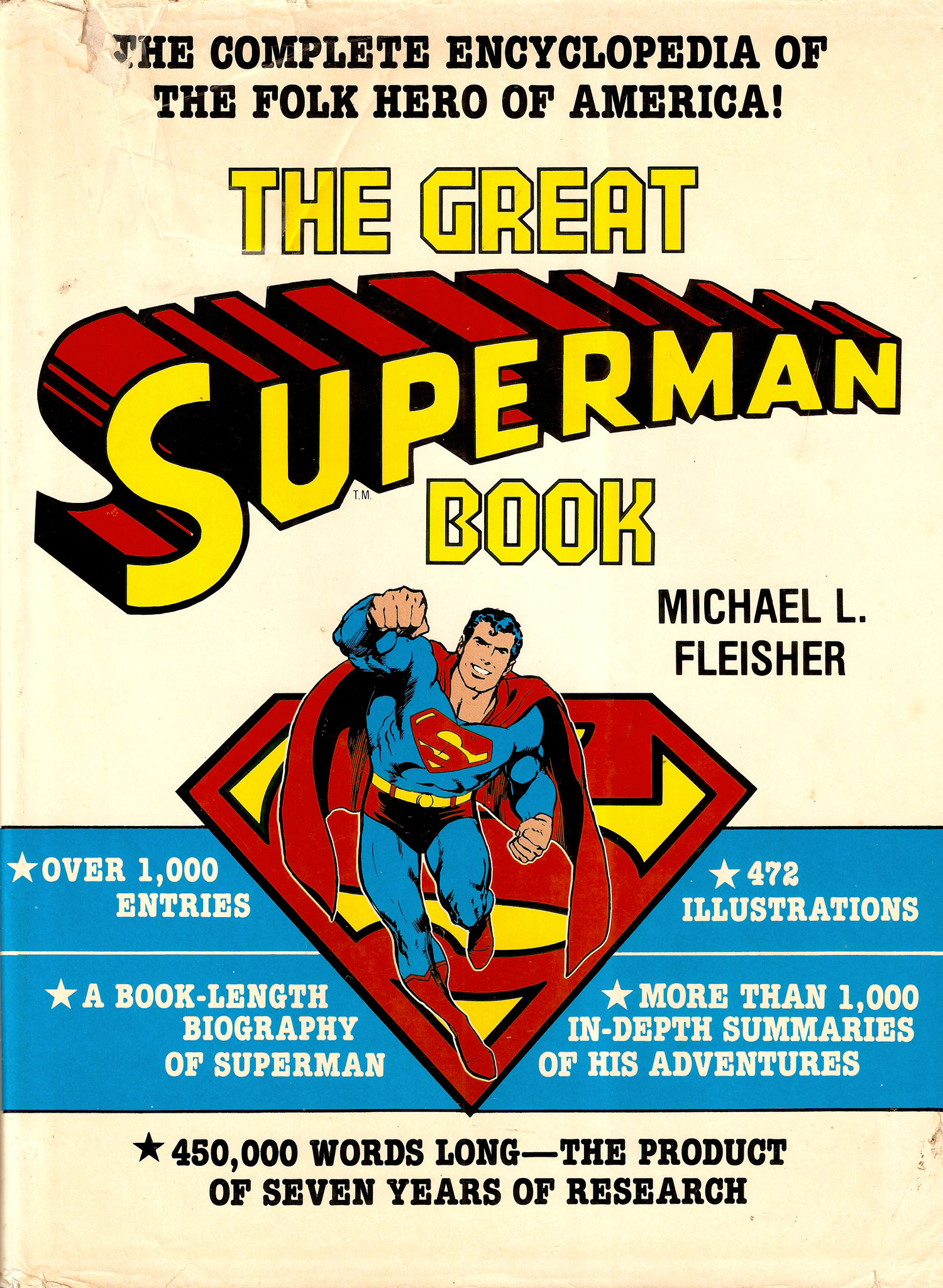 Great Superman Book A