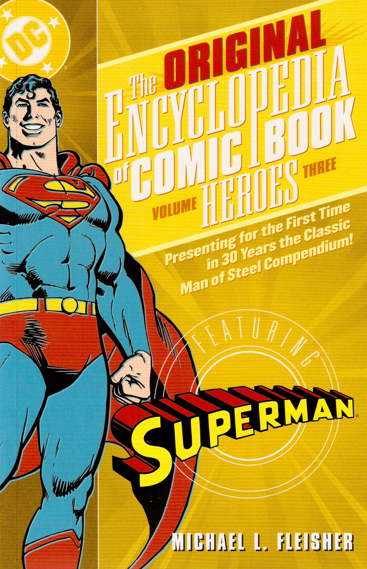 Great Superman Book Reprint A
