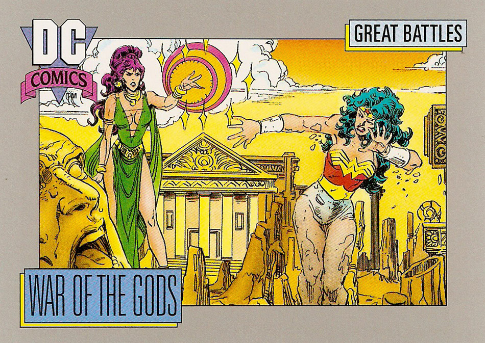 Cosmic Cards War of the Gods C