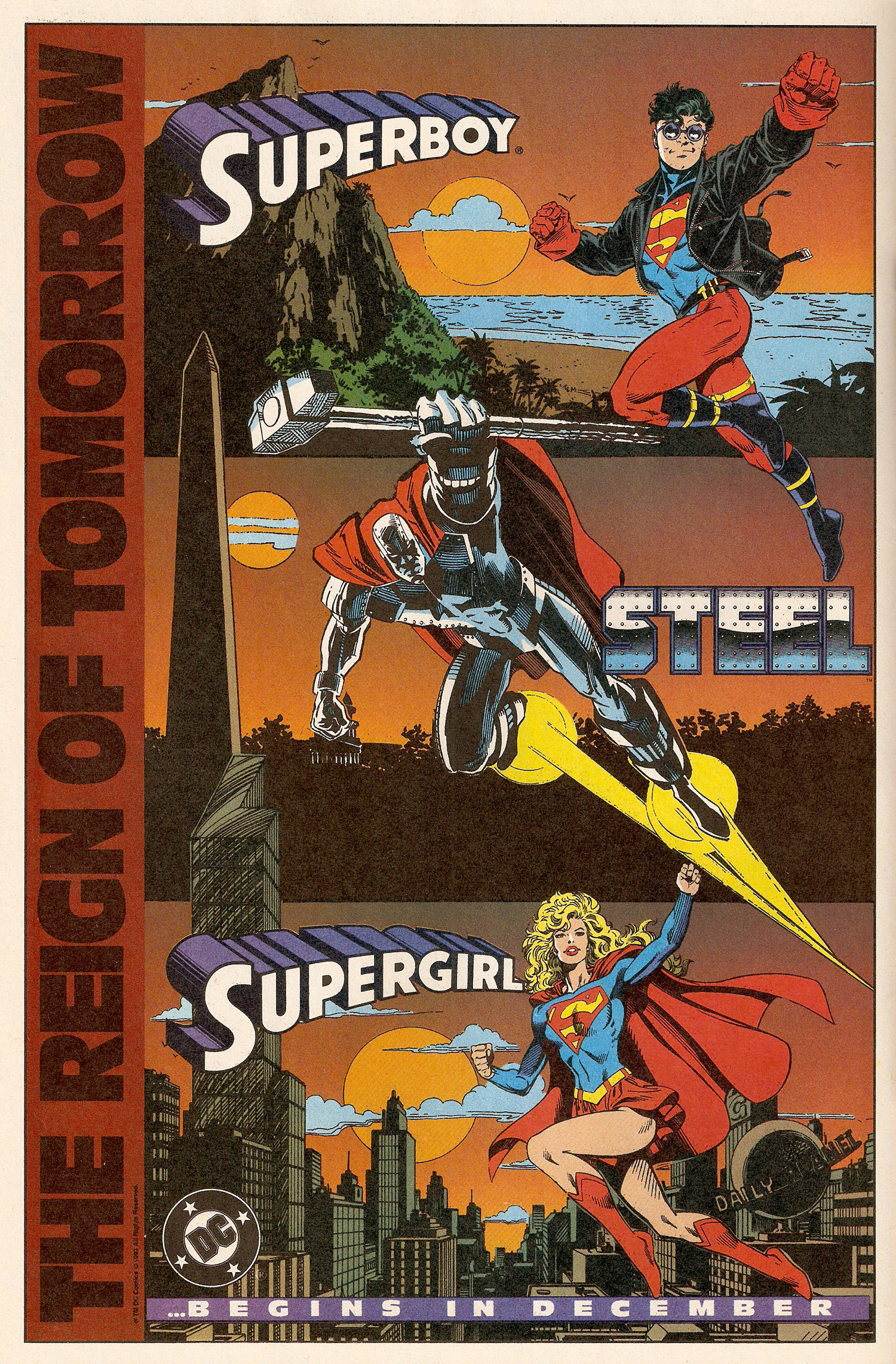 Ad- 1993 Reign of Tomorrow