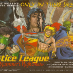 Ad- Justice League Midsummer's Nightmare