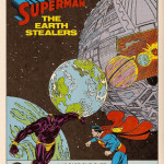 Ad- Superman Earth Stealers