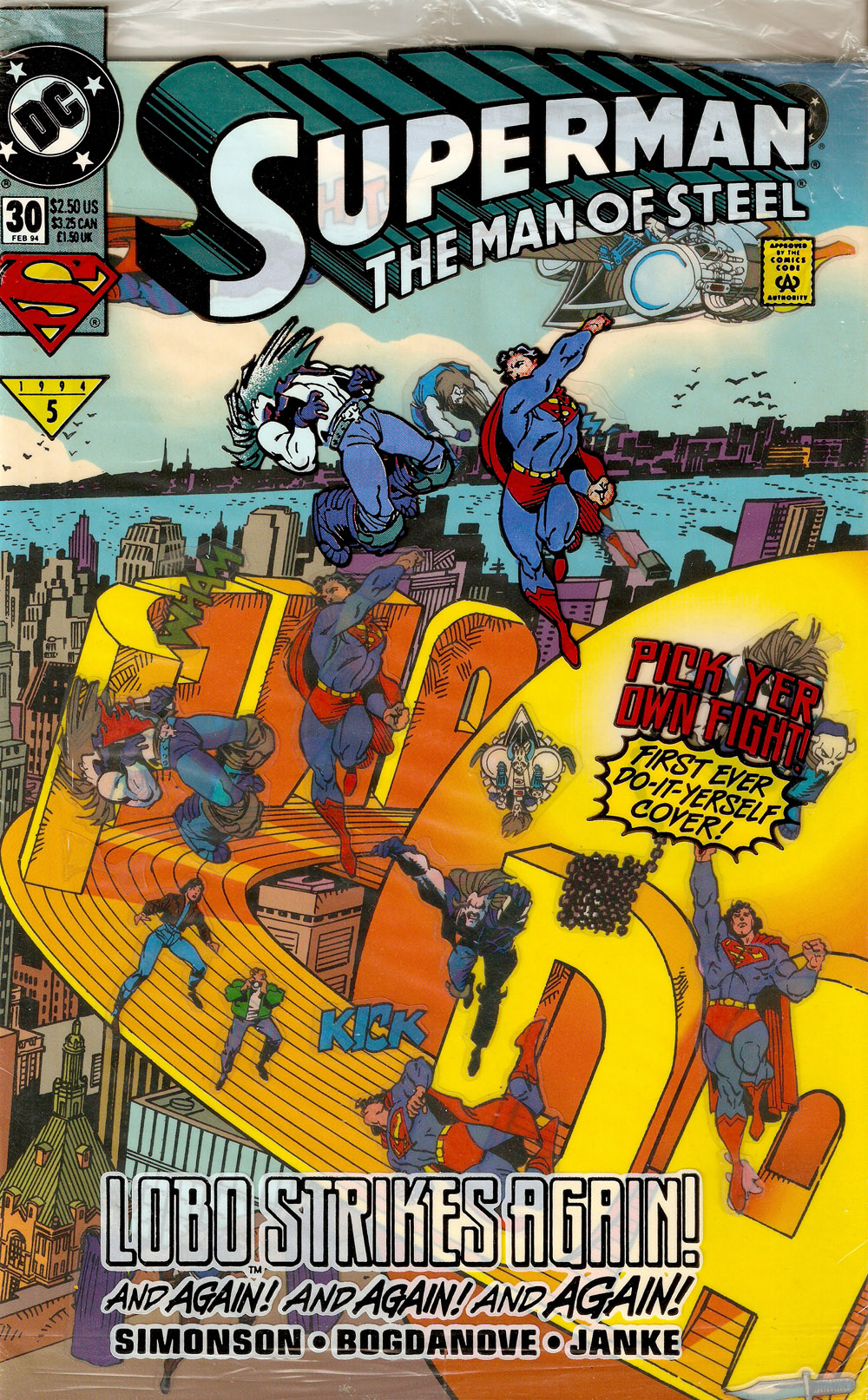 Superman TMOS #030 A