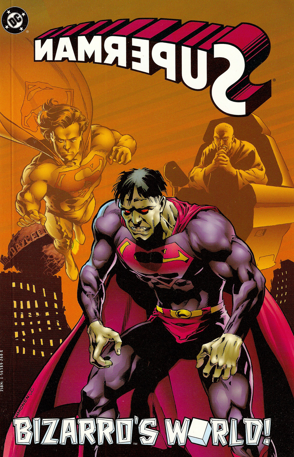 401- Superman Bizarros World A