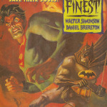 Ad- 1994 Legends of the Worlds Finest