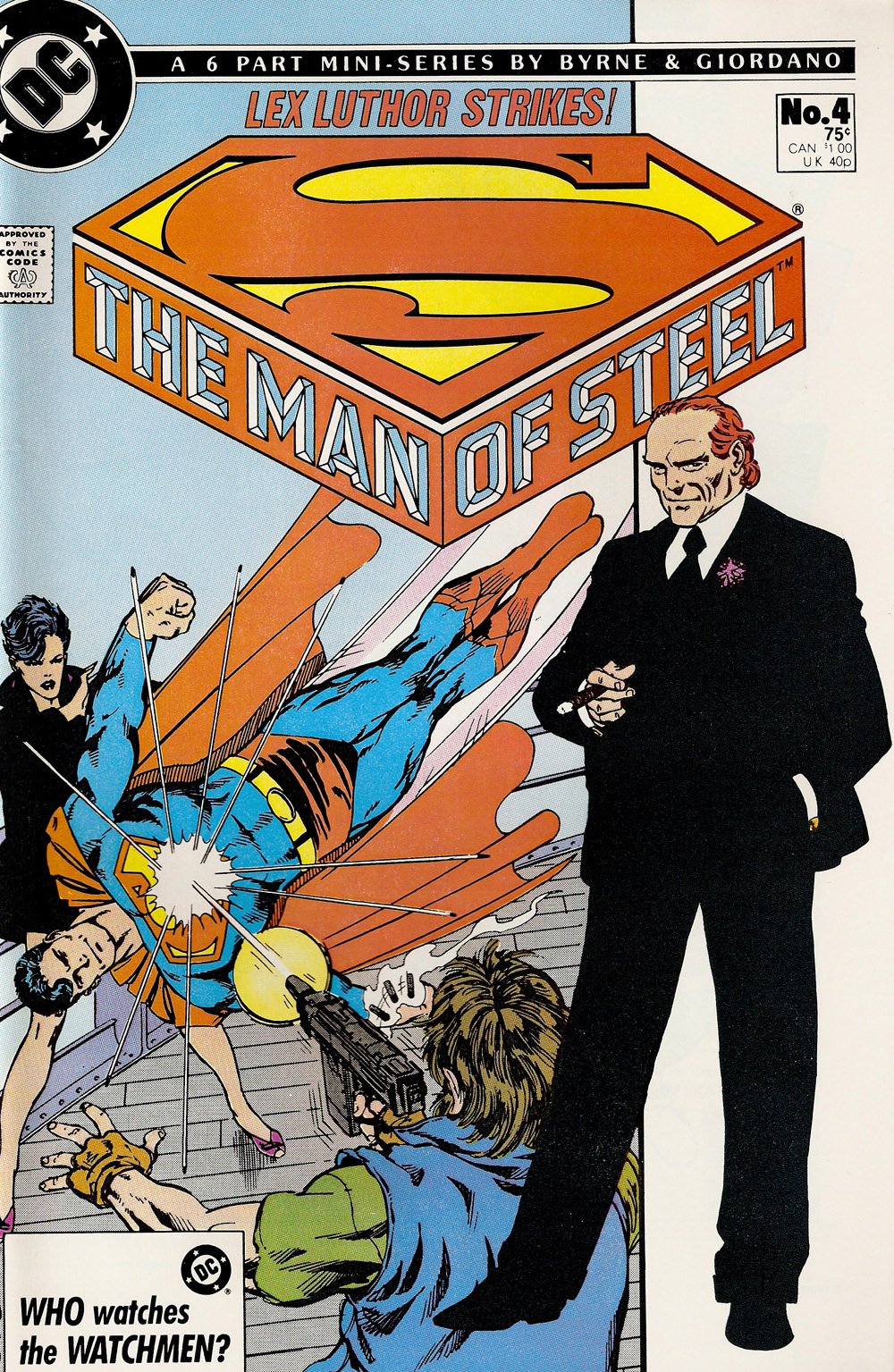 Man of Steel #04