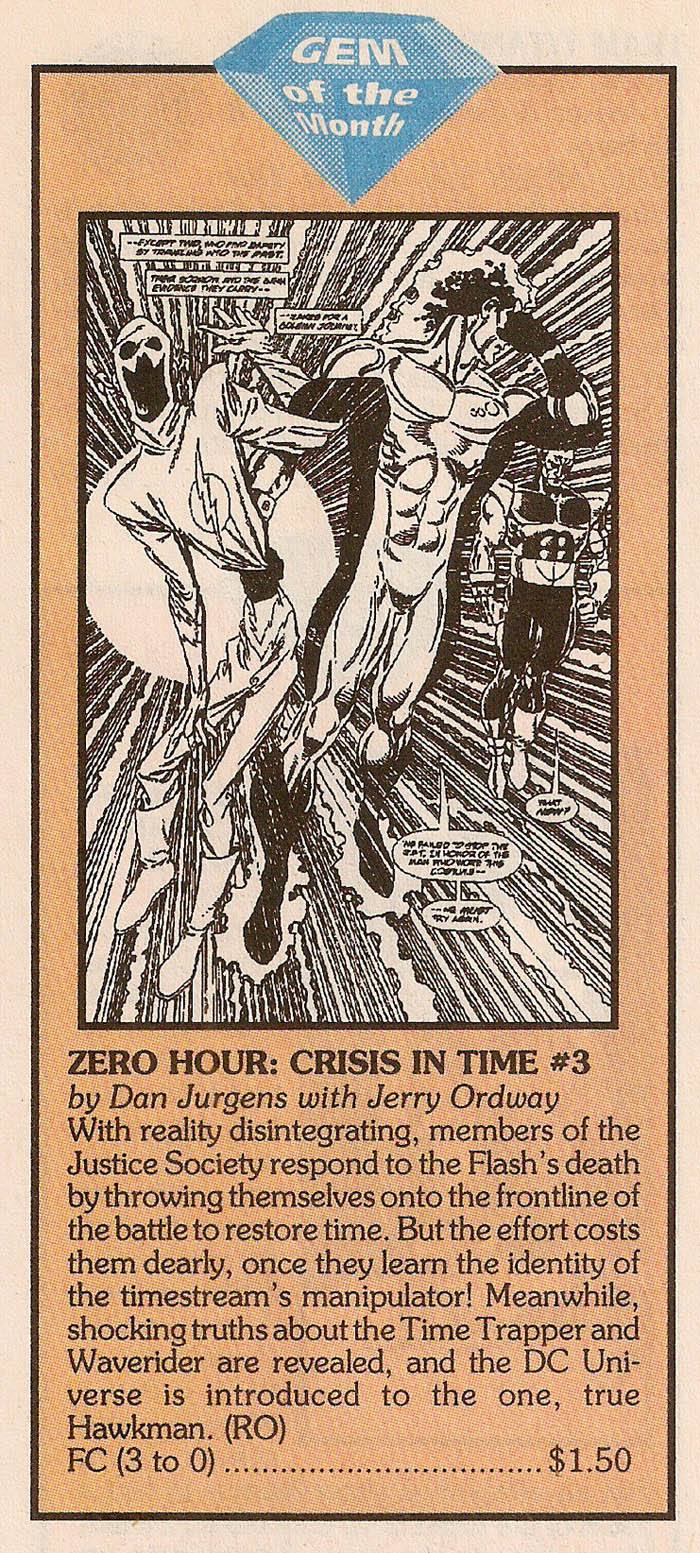 Solicitation 2- Zero Hour #3