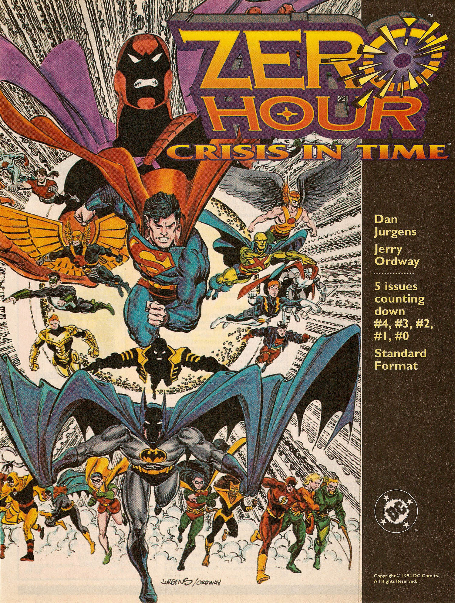 Previews- Zero Hour 28
