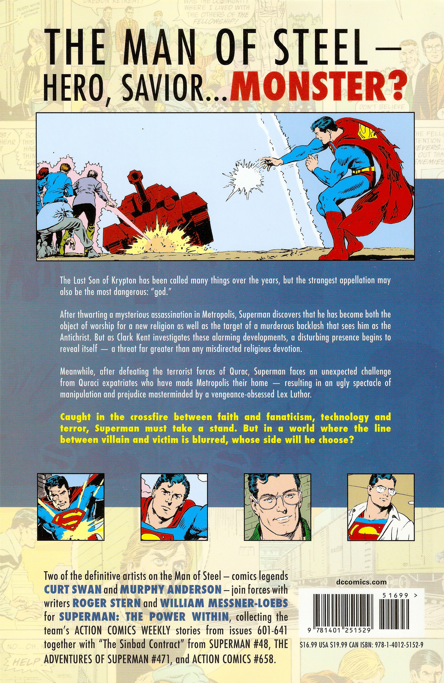 118- Superman The Power Within B
