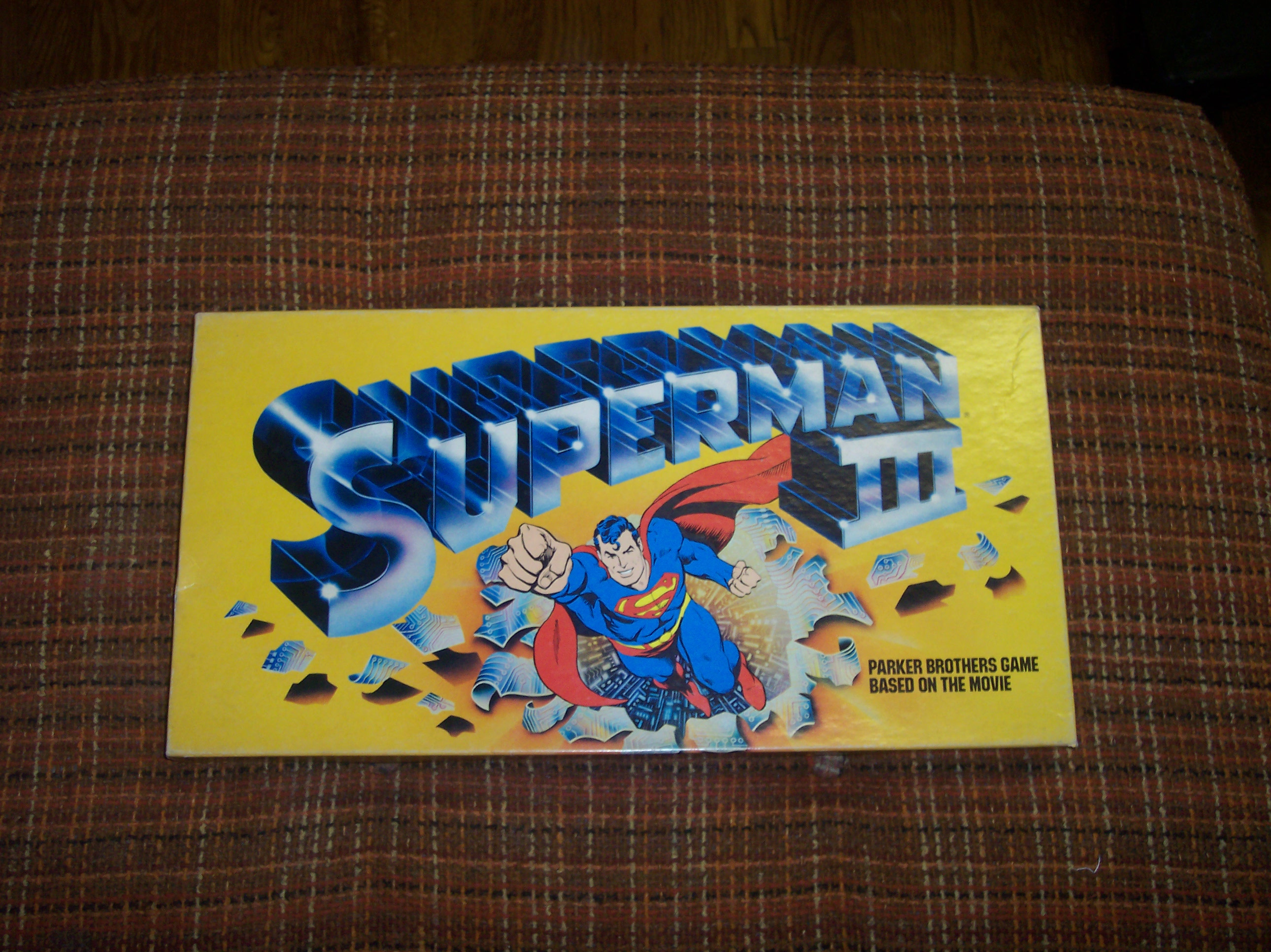 Superman III Game 1