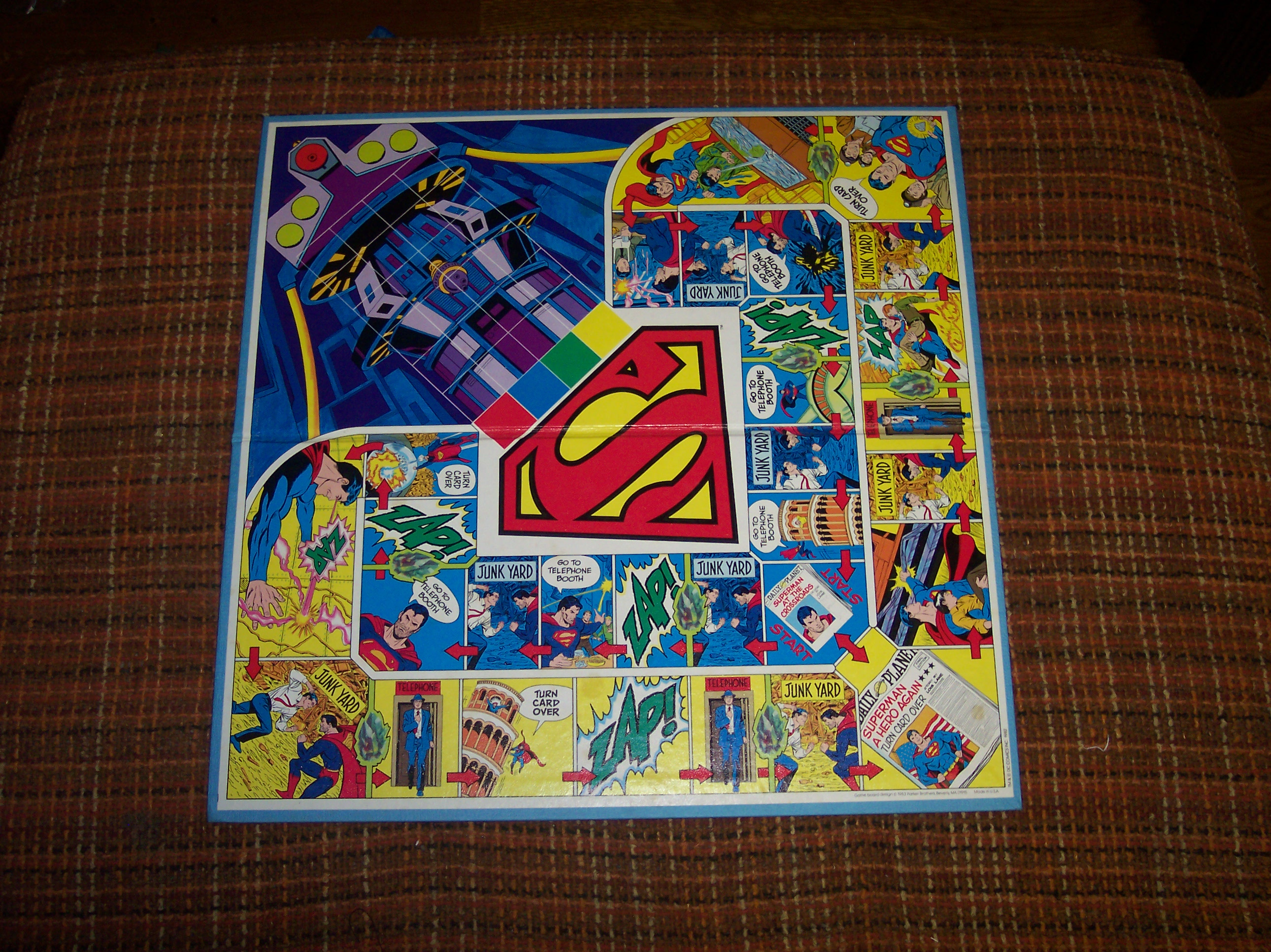 Superman III Game 2