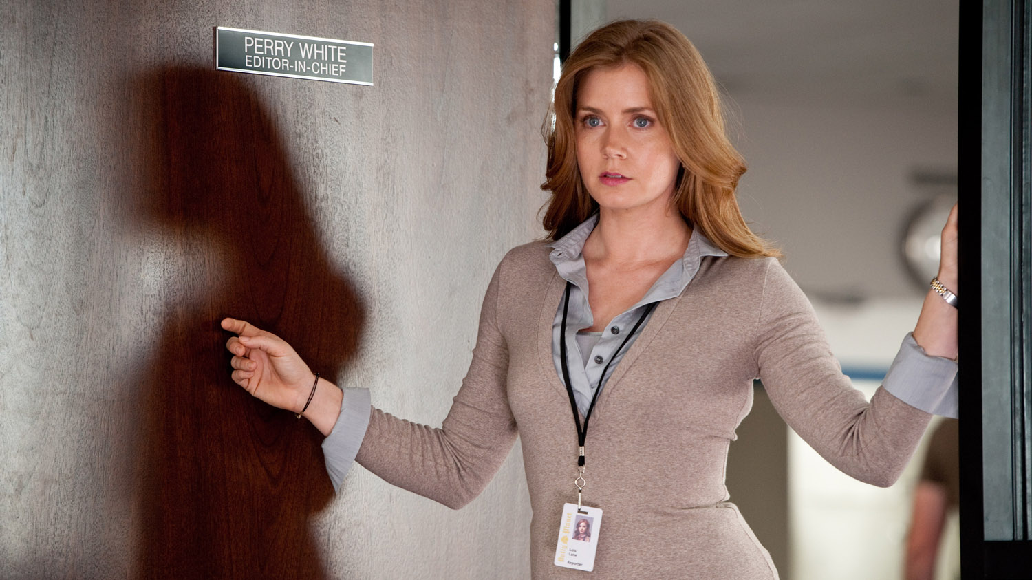 """AMY ADAMS as Lois Lane in Warner Bros. Pictures' and Legendary Pictures' action adventure """"MAN OF STEEL,"""" a Warner Bros. Pictures release."""