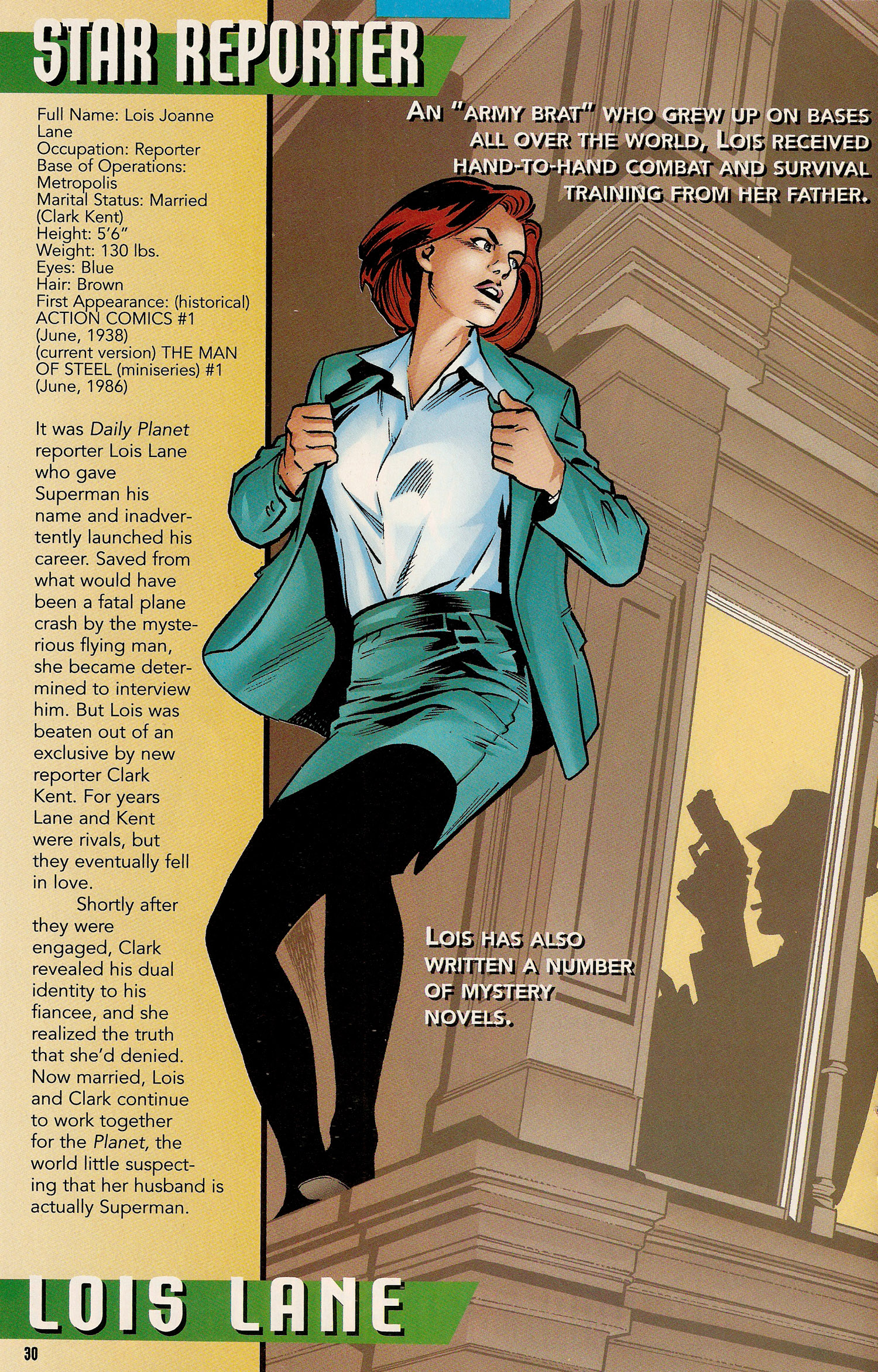 Secret Files 1998 - 03 Lois Lane