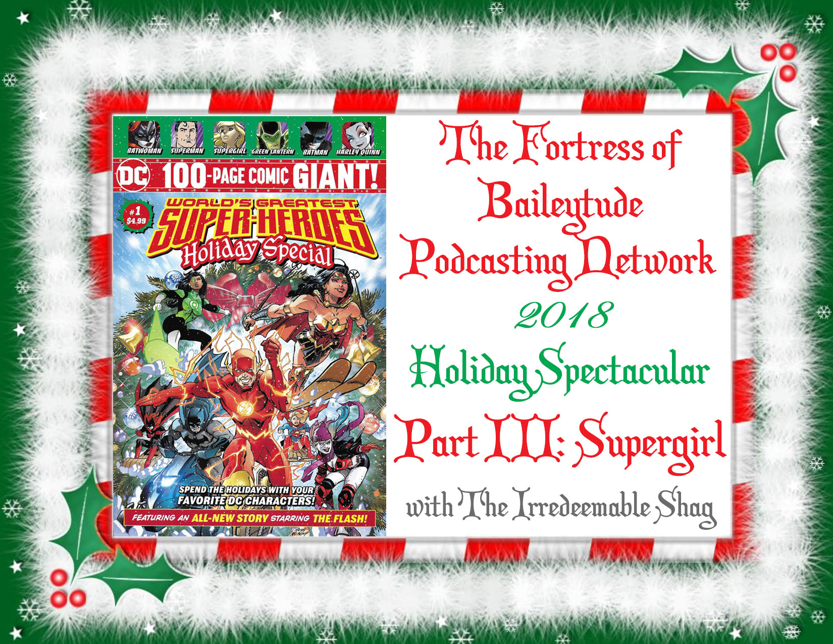 fob podcasting network 2018 holiday spectacular part 3 fortress of