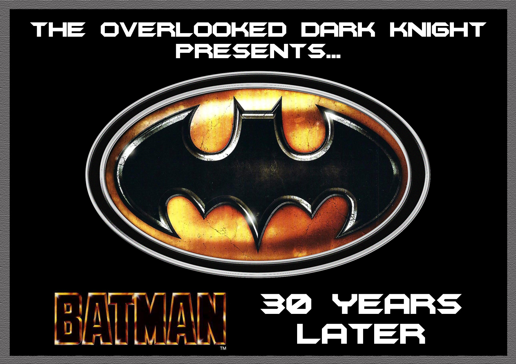 Overlooked Dark Knight Presents Batman 1989 30 Years Later The Fortress Of Baileytude